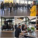 Open Coffee Voorne-Putten bij BMW Kalfsbeek in september succes!